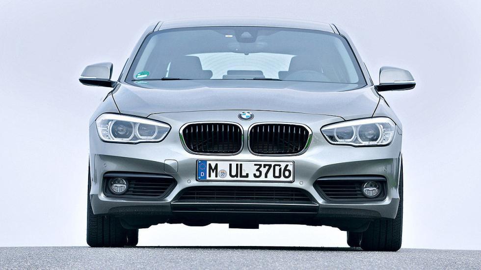 BMW Serie 1 faros