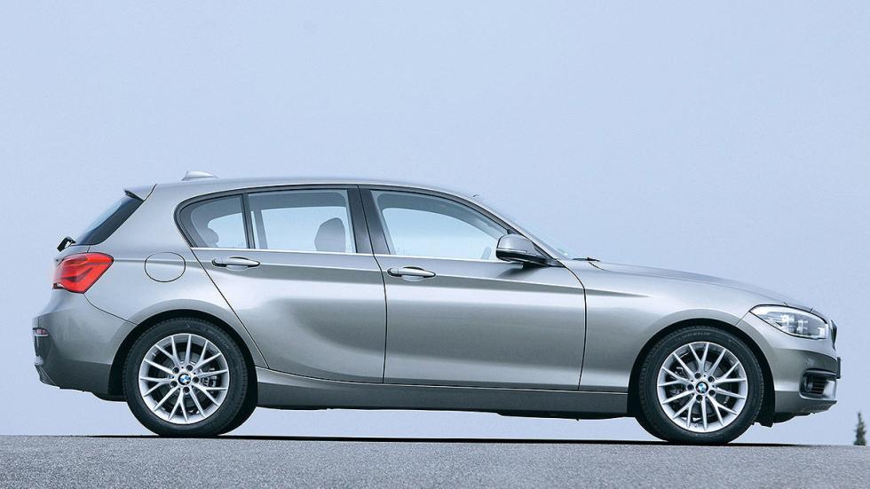BMW Serie 1 ruedas