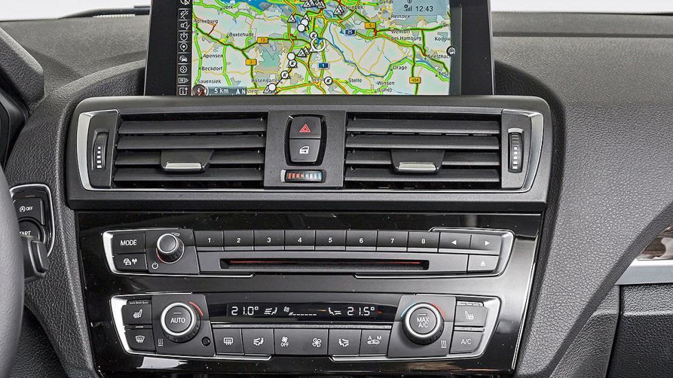 BMW Serie 1 pantalla