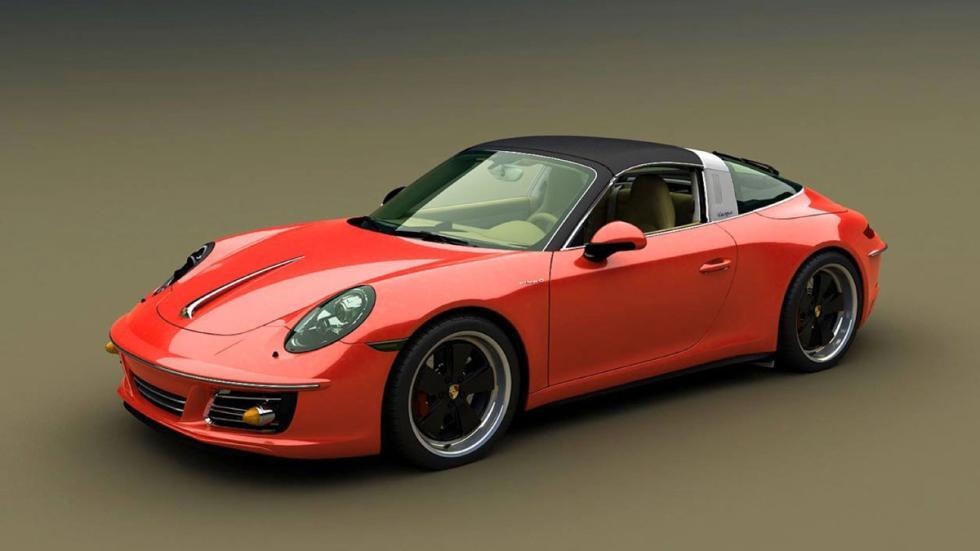 Porsche 911 retro