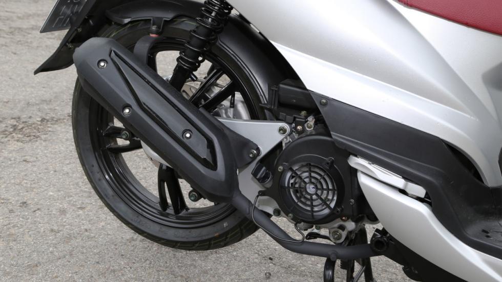Prueba-Peugeot-Tweet-125-EVO-motor