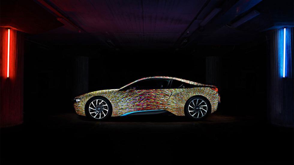 BMW i8 Futurism Edition, en imágenes
