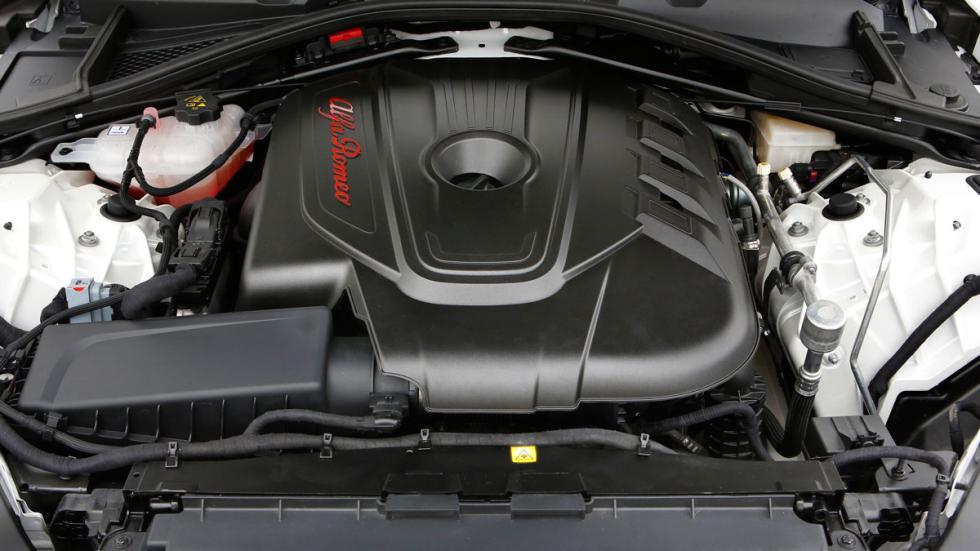 Prueba Alfa Romeo Giulia motor diésel