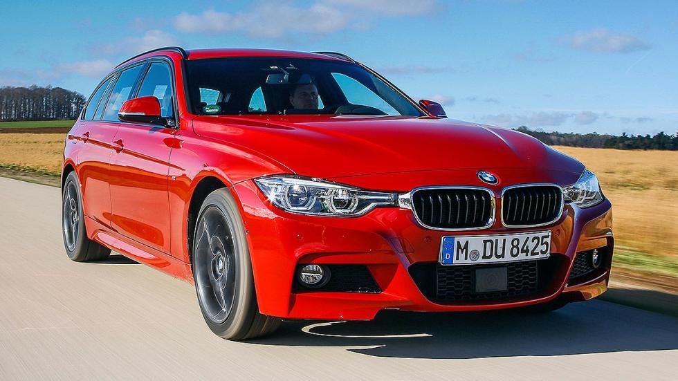 BMW Serie 3 Touring morro