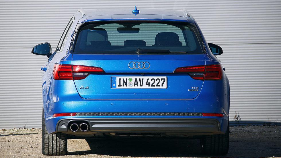 Audi A4 Avant pilotos