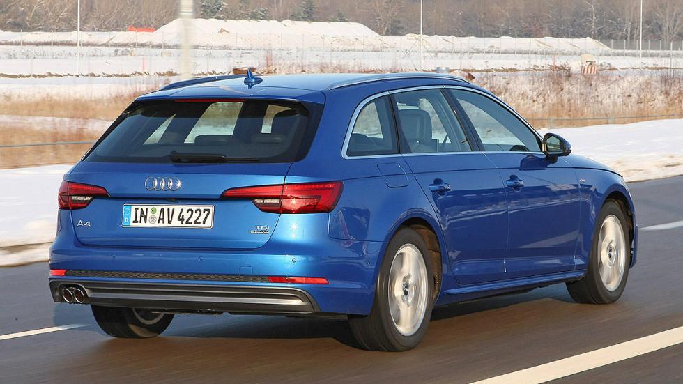 Audi A4 Avant lateral 3 cuartos