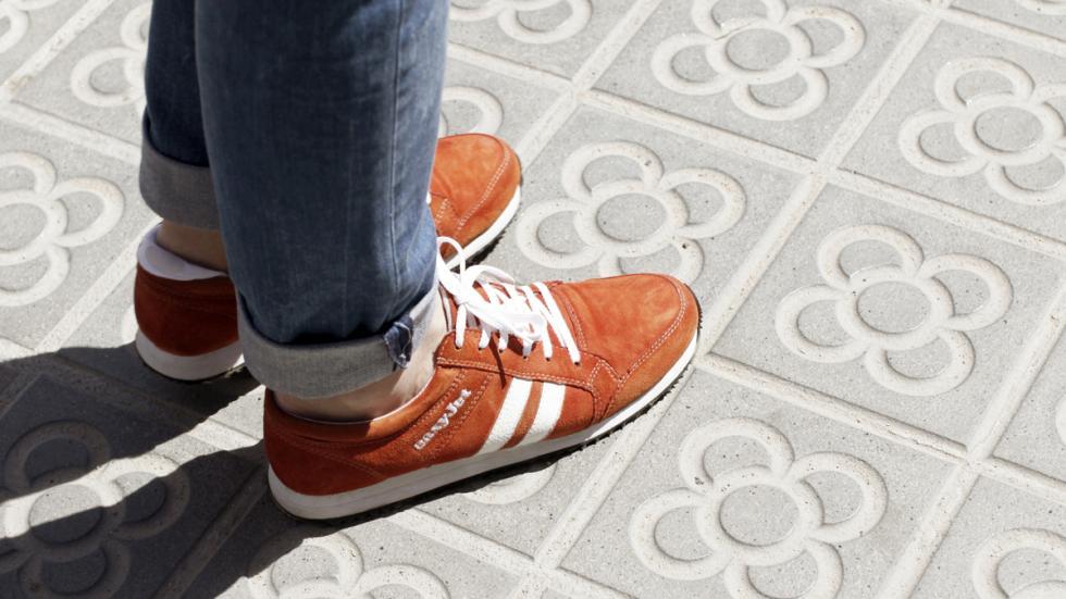 zapatillas inteligentes easy jet guian ciudad sneakairs