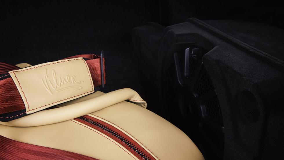 Vilner Shelby Mustang GT500 Super Snake detalle