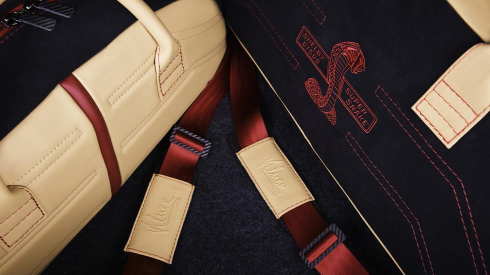 Vilner Shelby Mustang GT500 Super Snake detalle 2