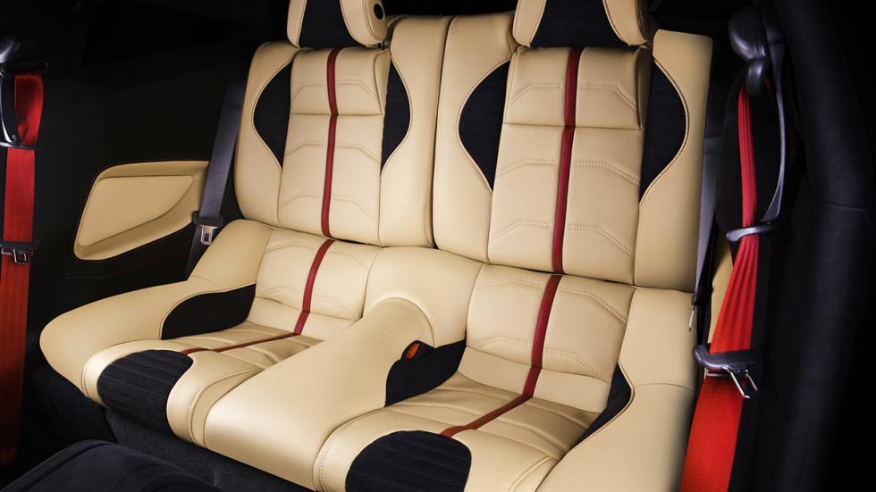 Vilner Shelby Mustang GT500 Super Snake plazas traseras