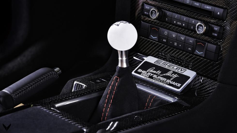 Vilner Shelby Mustang GT500 Super Snake palanca cambio