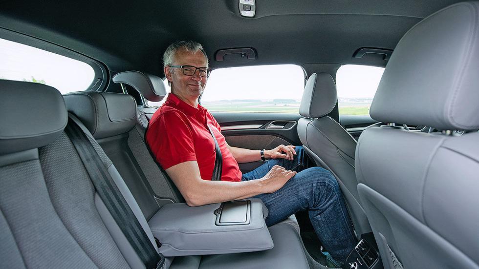 Audi A3 2016 zaga traseras