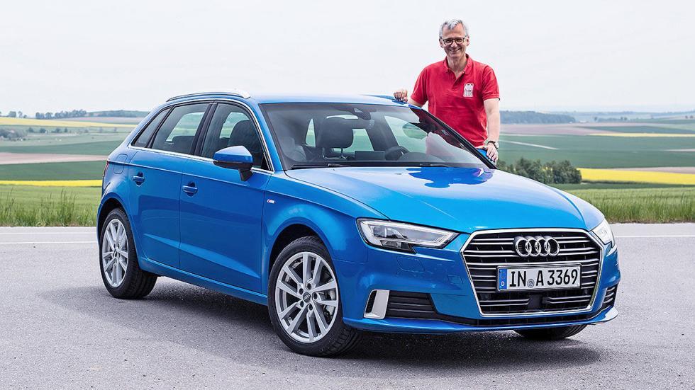 Audi A3 2016 3 cuartos