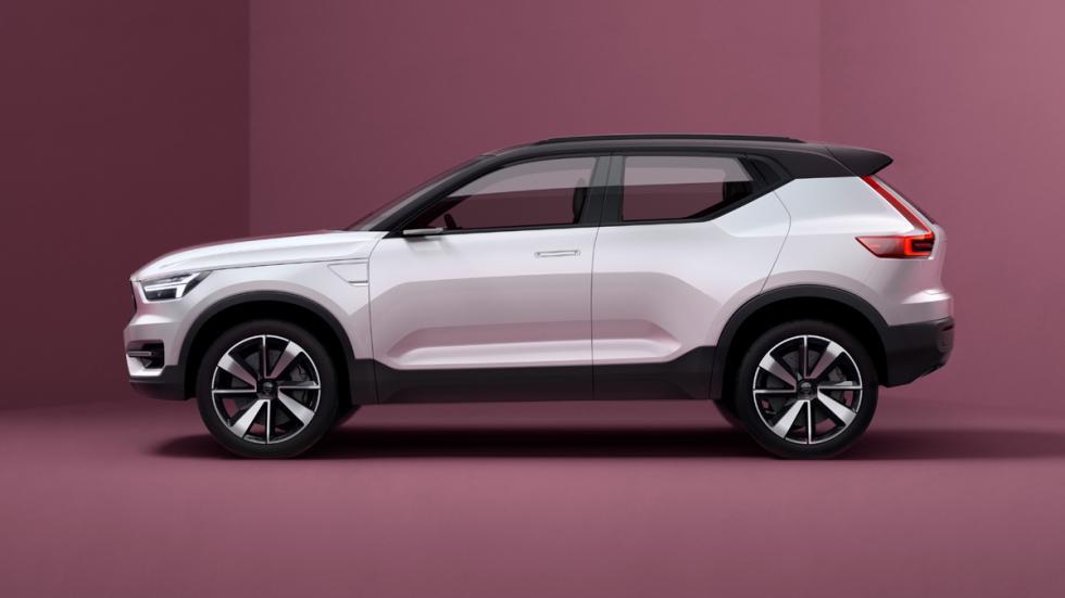 Volvo Concept 40.1 lateral
