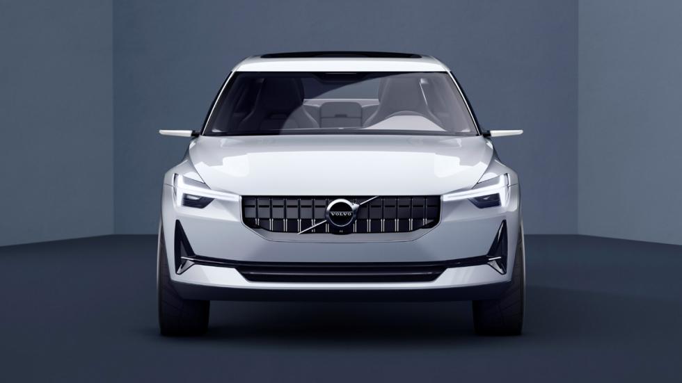 Volvo Concept 40.2 morro