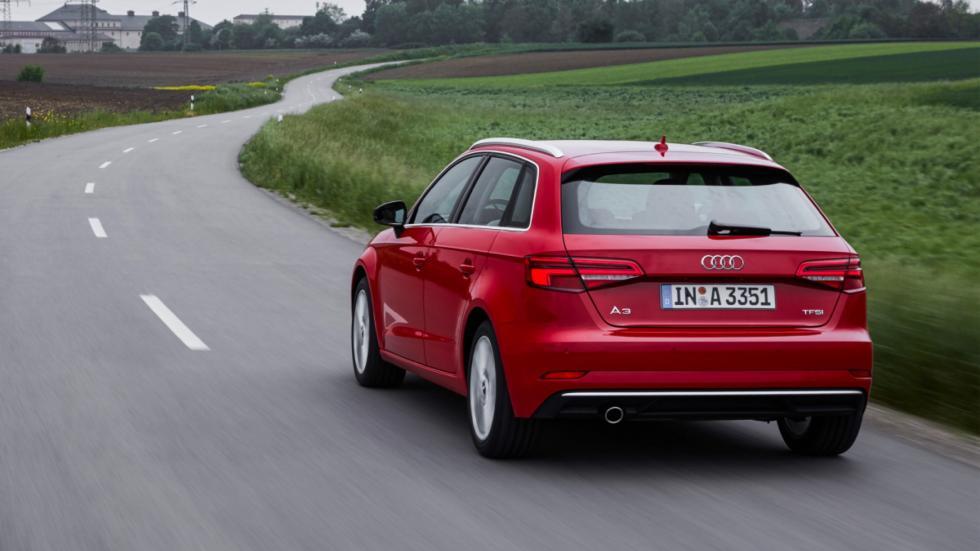 Prueba: Audi A3 2016. Te lo contamos al volante.