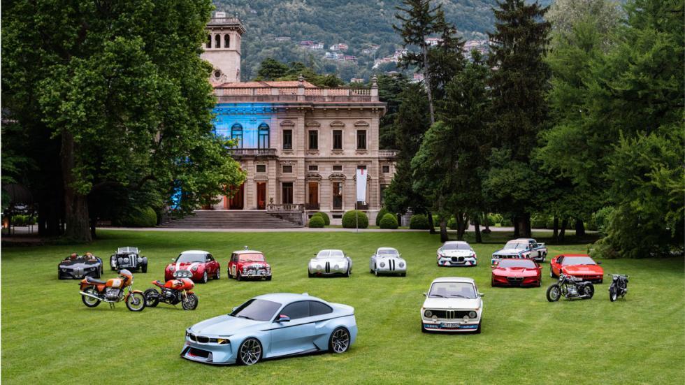 BMW 2002 Hommage Villa d'Este
