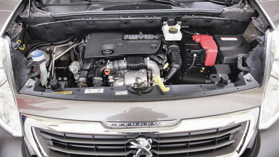 Peugeot Partner Tepee motor
