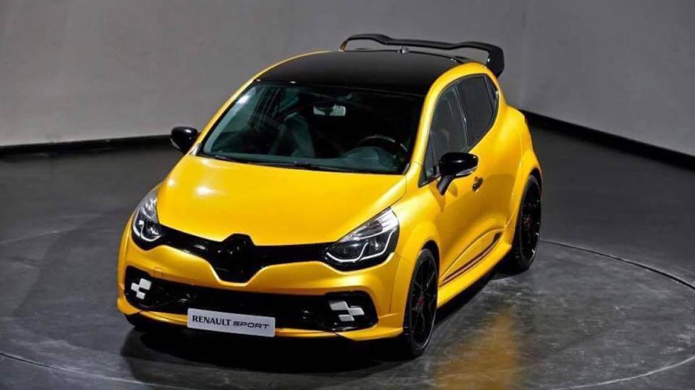 Renault Clio Sport Hardcore frontal