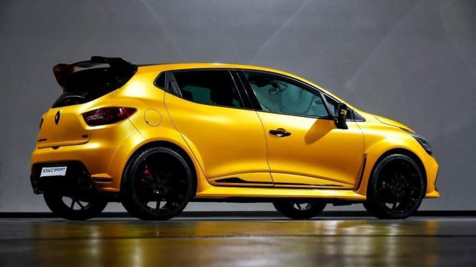 Renault Clio Sport Hardcore trasera