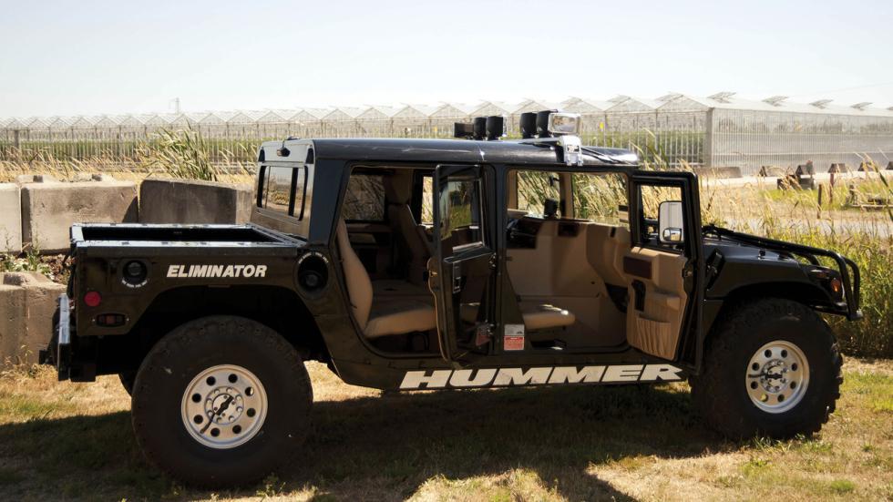 Hummer Tupac puertas