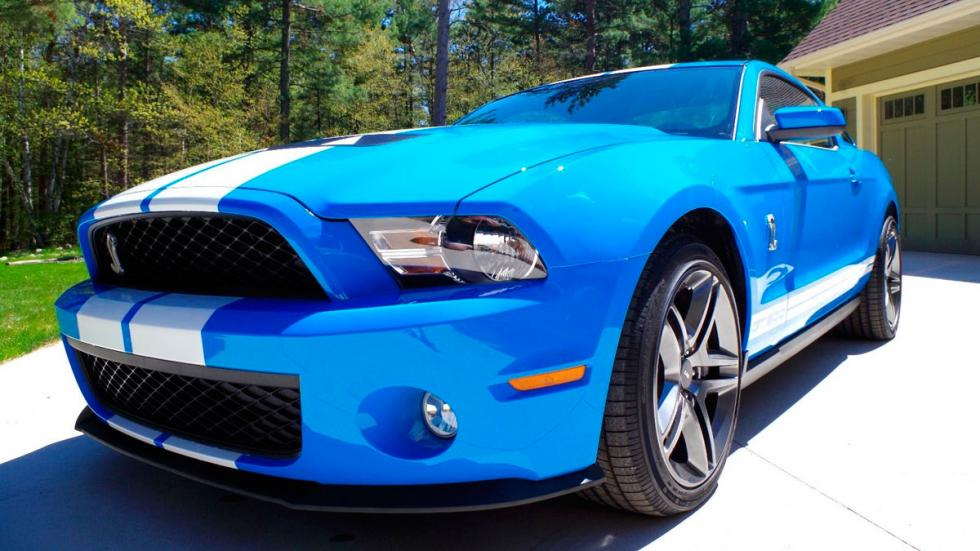 Shelby GT500 Ford Mustang ebay