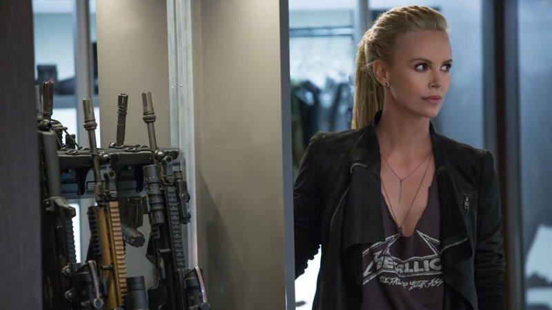 Charlize Theron será Cipher en 'Fast & Furious 8'