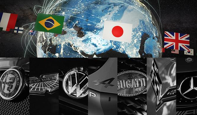 gran turismo sport marcas