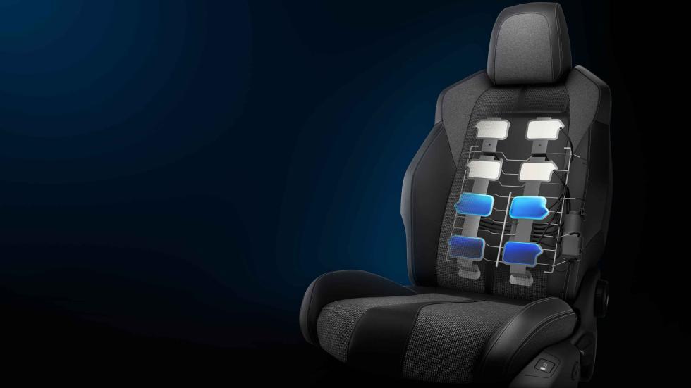 peugeot 3008 asientos masaje