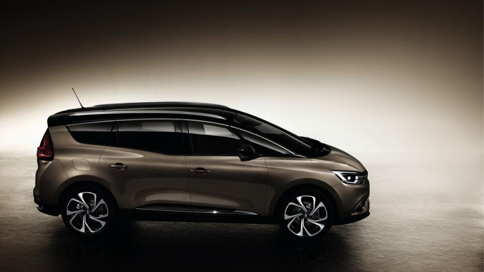 Renault Grand Scénic perfil