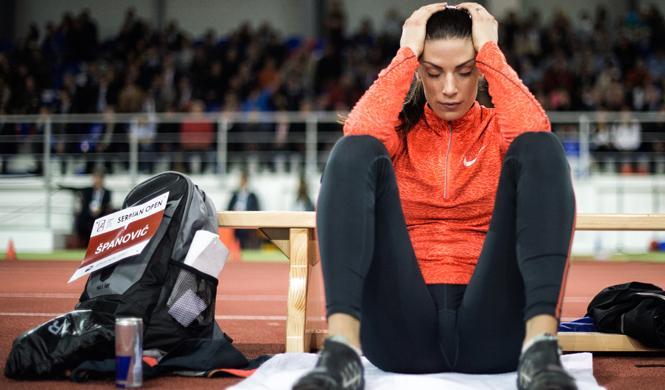 fotos atletas juegos olimpicos ivana spanovic