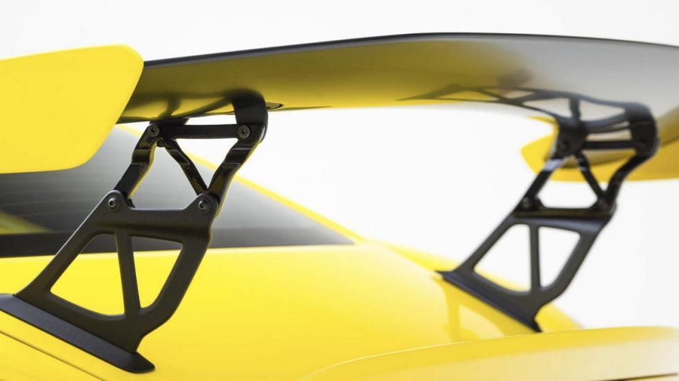 Porsche Cayman V-CS Aero kit por Vorsteiner aleron