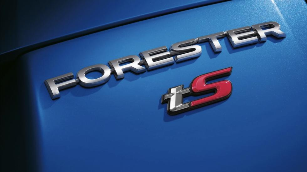 Subaru Forestar tS Australia detalle