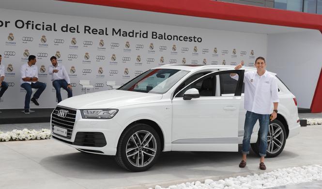 real madrid recoge nuevos audi 2016 carrol