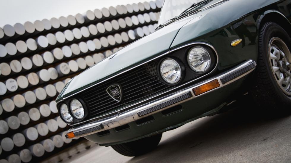 Subasta Lancia Fulvia Coupé S2 1973 morro