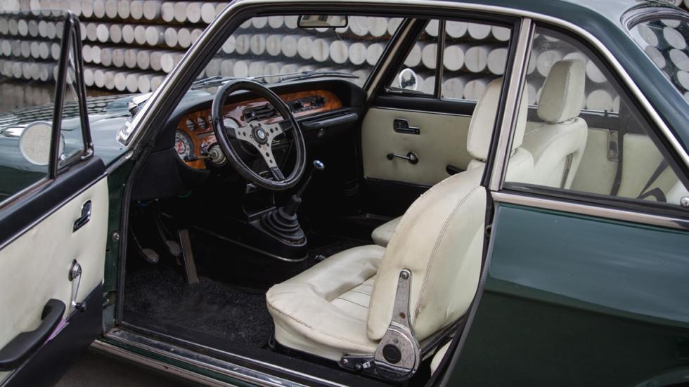 Subasta Lancia Fulvia Coupé S2 1973 interior