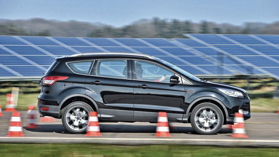 Ford Kuga dinamica