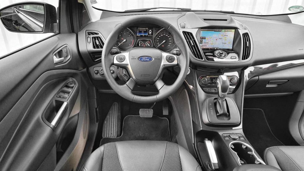 Ford Kuga salpicadero