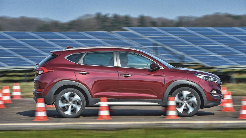 Hyundai Tucson dinamica