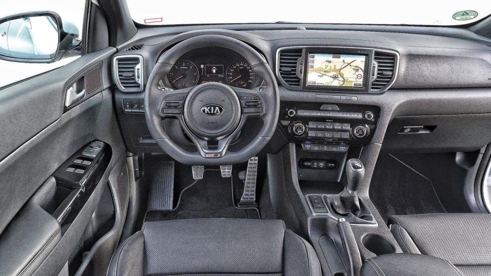 Mazda CX-5 volante