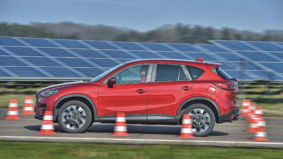 Mazda CX-5 dinamica