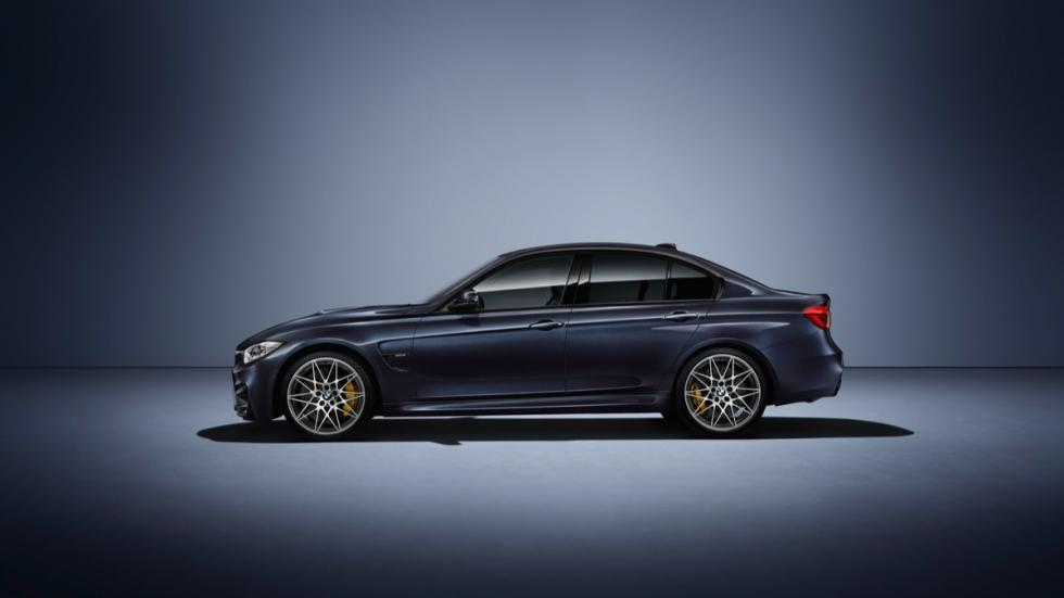 BMW M3 30 Years  lateral