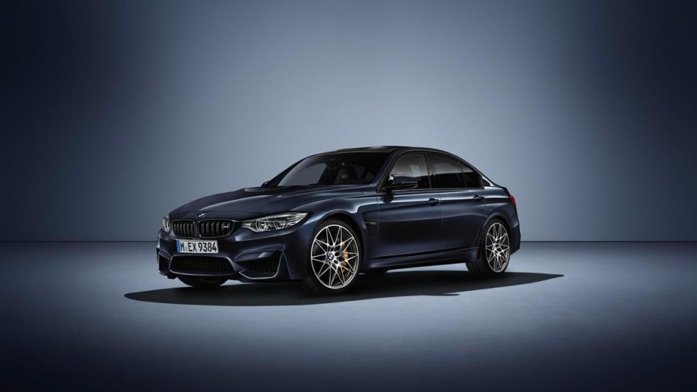 BMW M3 30 Years frontal