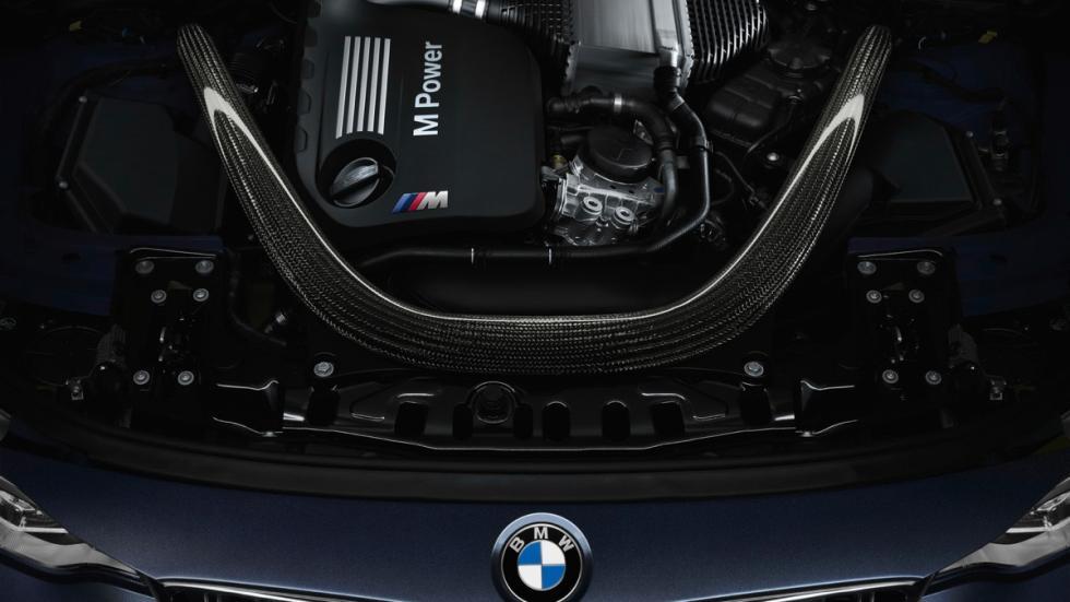 BMW M3 30 Years  motor