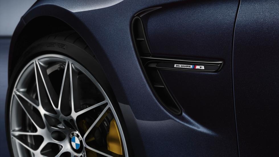 BMW M3 30 Years  rueda