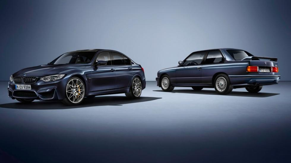 BMW M3 30 Years M3