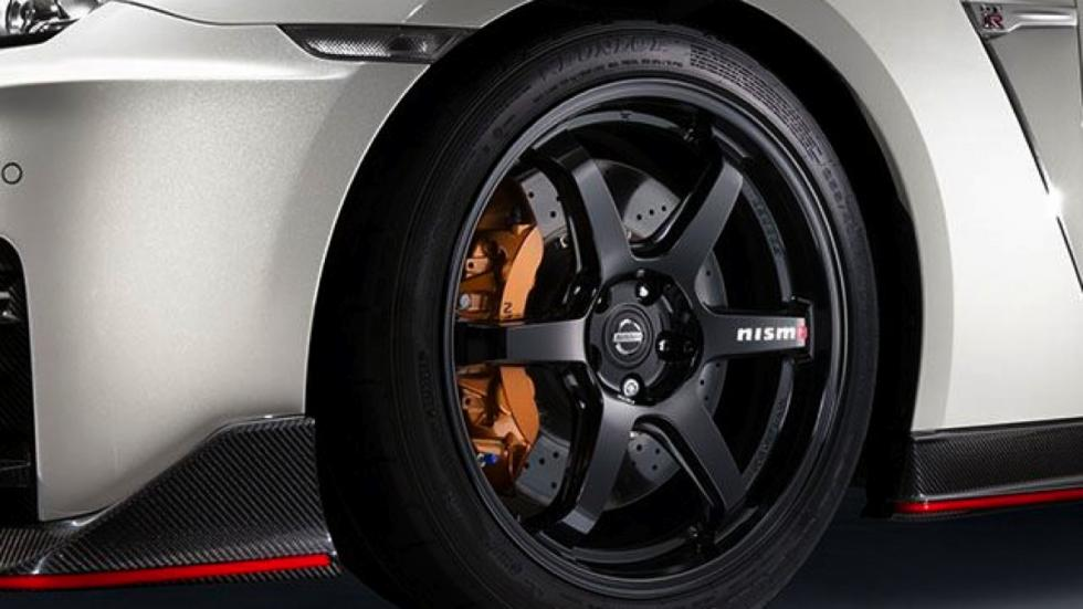Nissan GT-R Nismo 2017 rueda