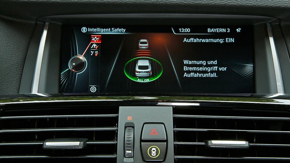BMW X4 pantalla