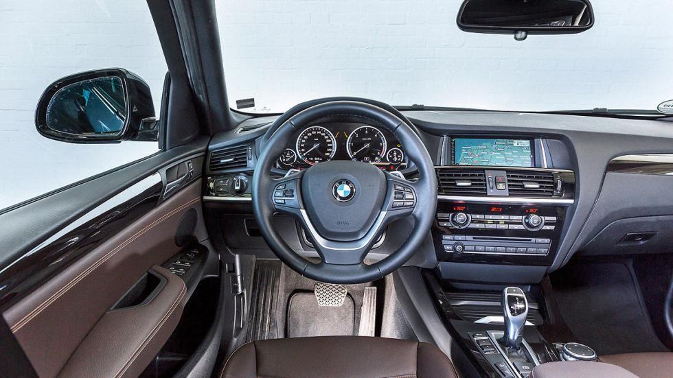 BMW X4 volante