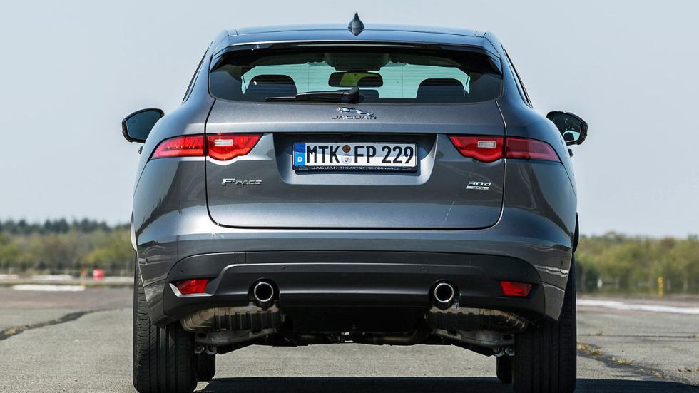 Jaguar F-Pace zaga